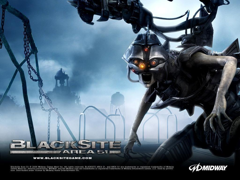 Download Blacksite Area 51 Wallpaper