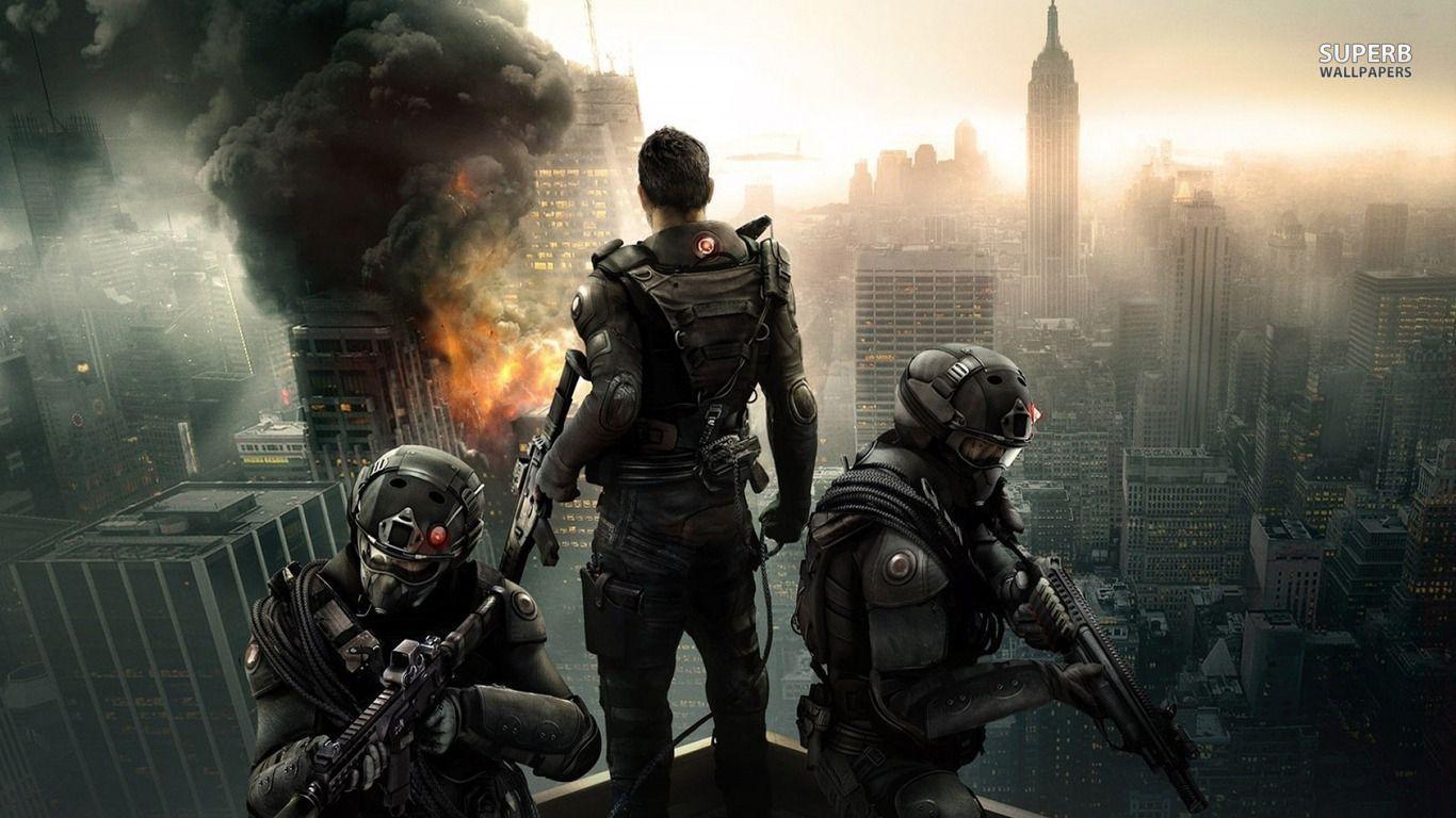 Rainbow Six Siege Patriot Wallpaper: Tom Clancy Wallpapers
