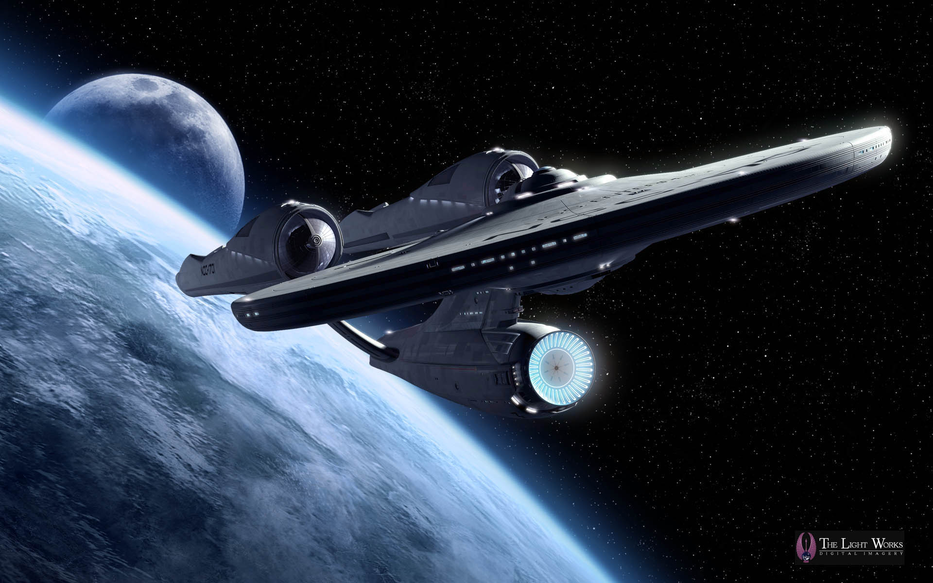 starship enterprise wallpapers - wallpaper cave