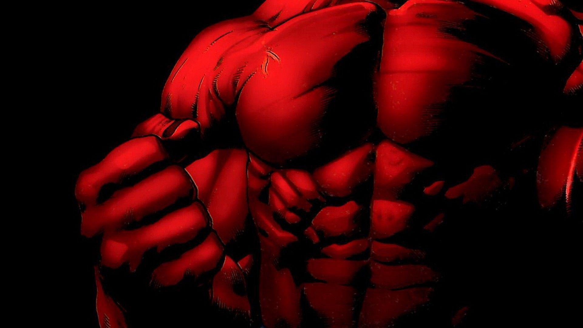 Image For > Red Hulk Hd Wallpapers