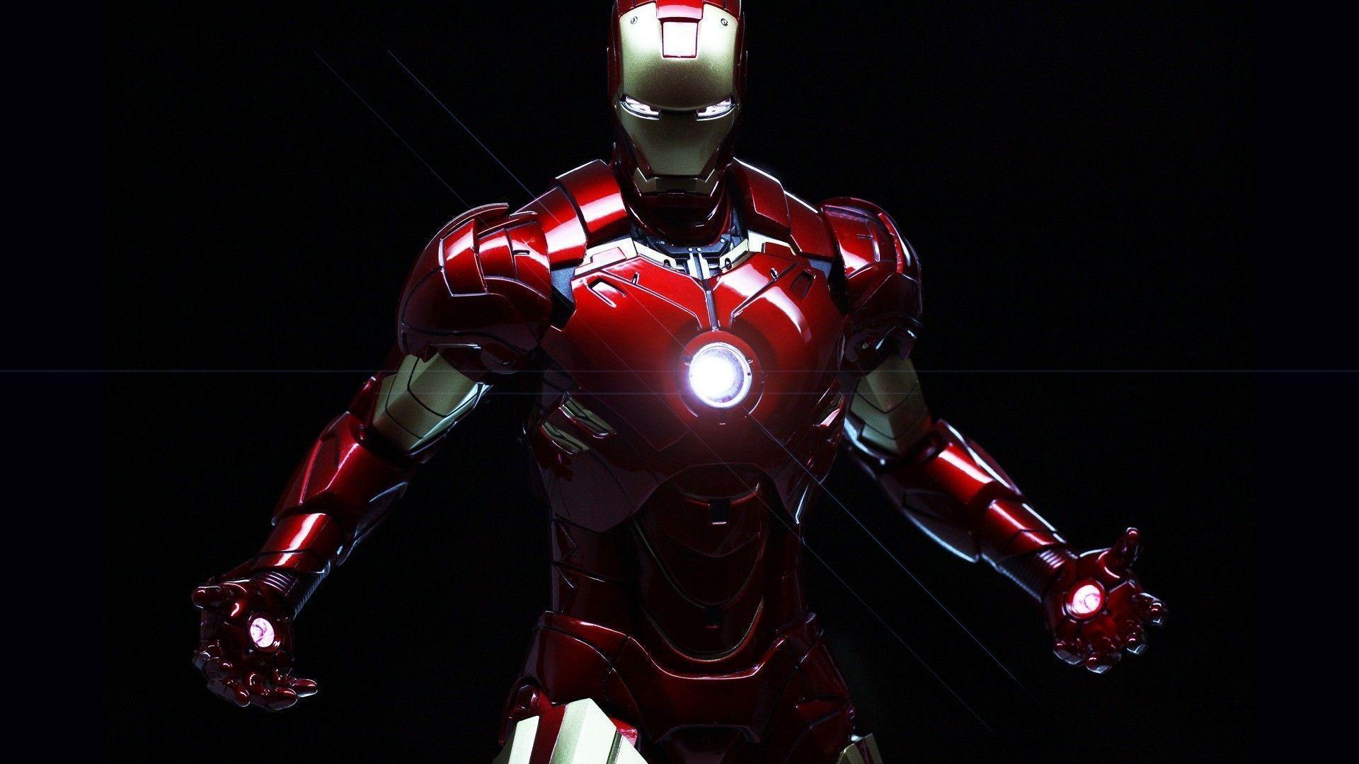 Iron Man Armor Wallpapers