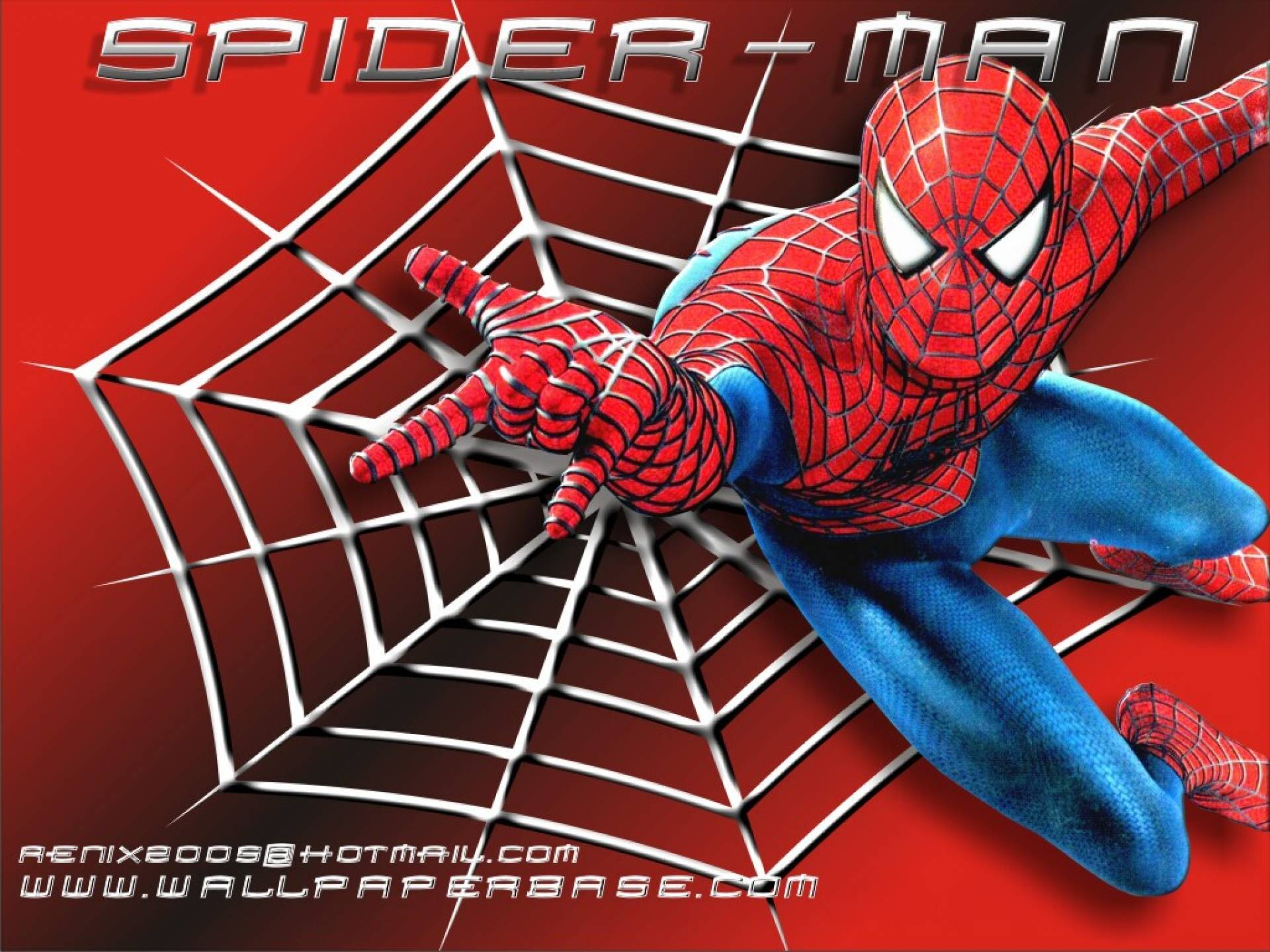 Spiderman cartoon wallpapers wallpaper cave - Image spiderman ...