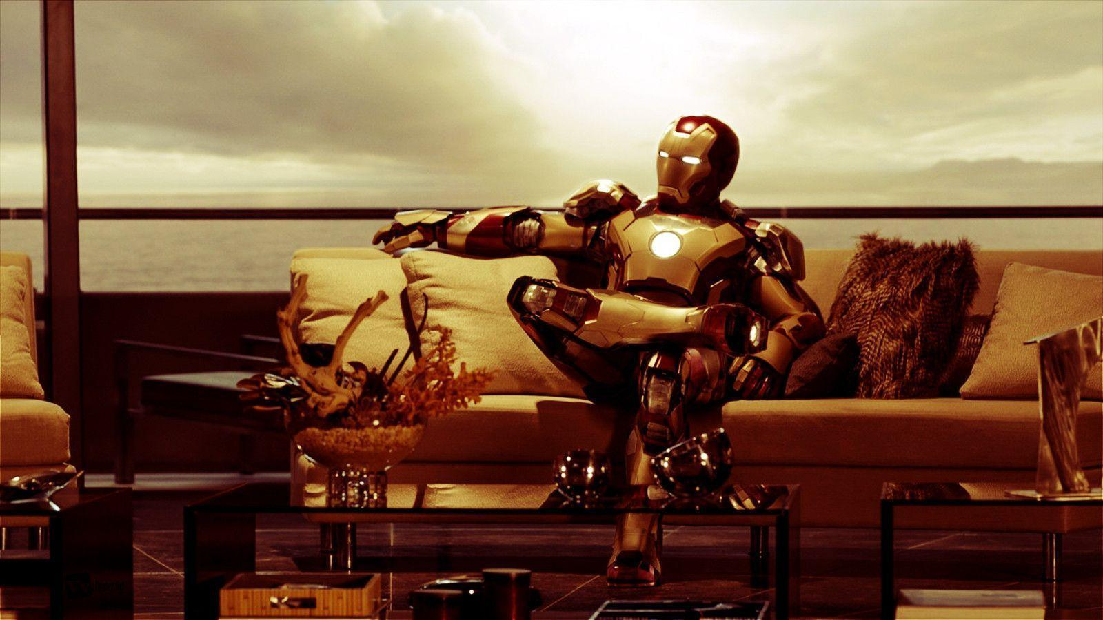 Marvel Iron Man 3 Movie HD Wallpaper