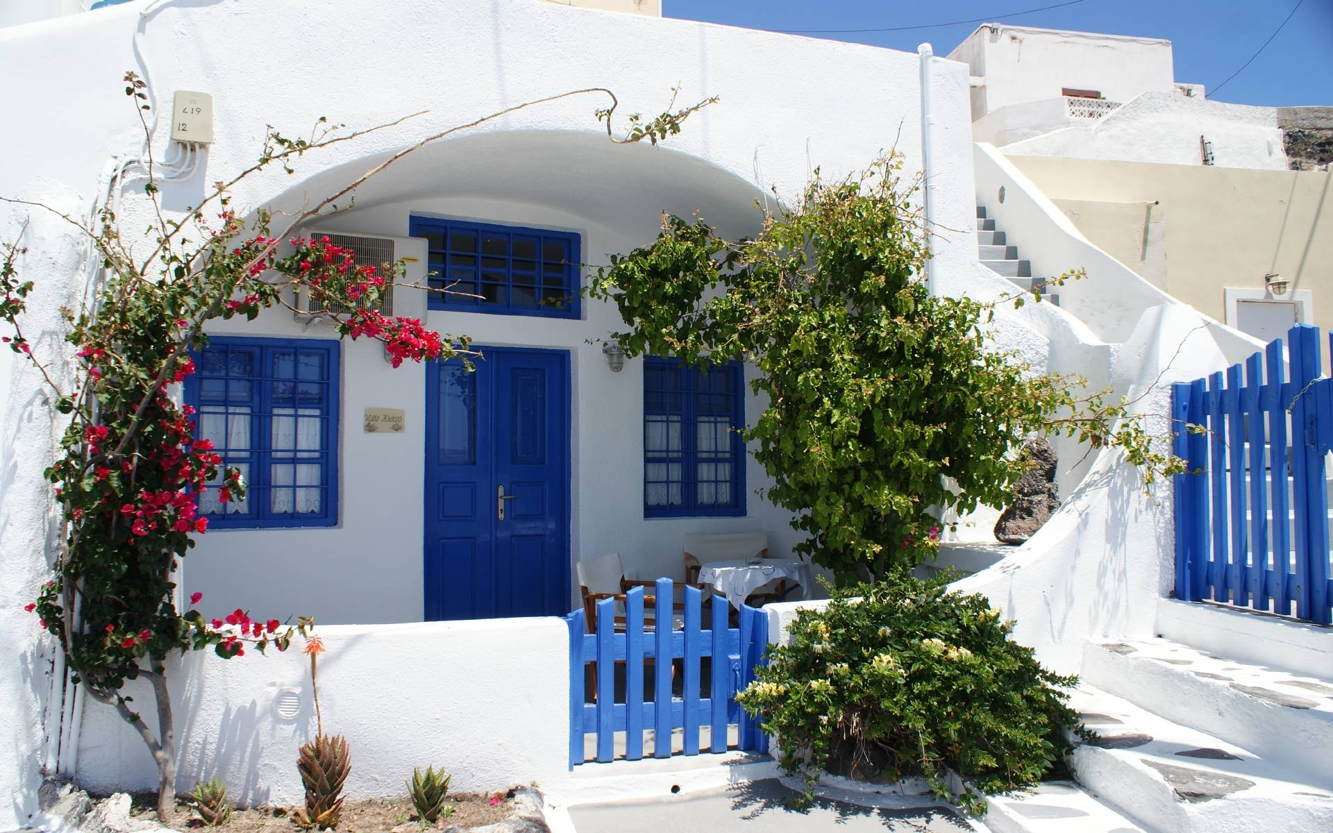 Thira Santorini Wallpapers