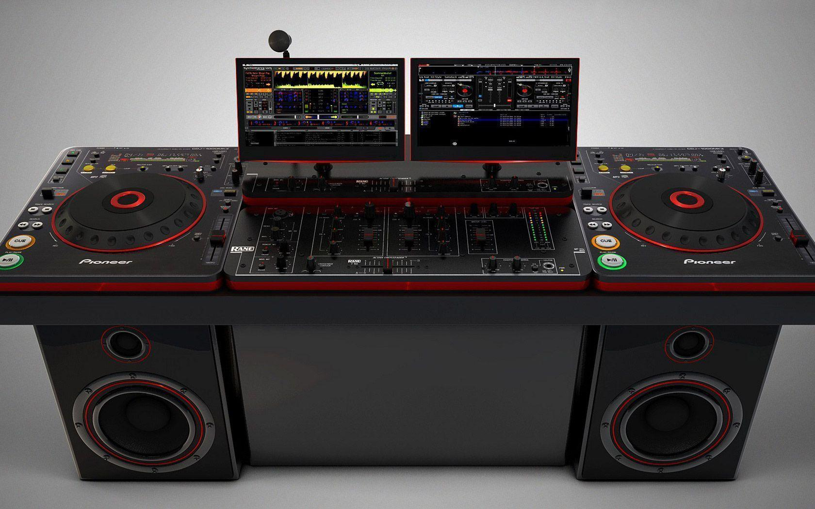 DJ, Work In The Mixer, Product, Photography, Music high quality
