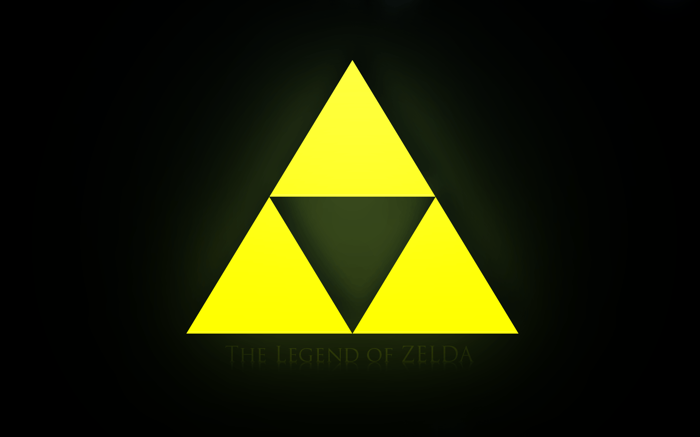 Image For > Triforce Wallpapers