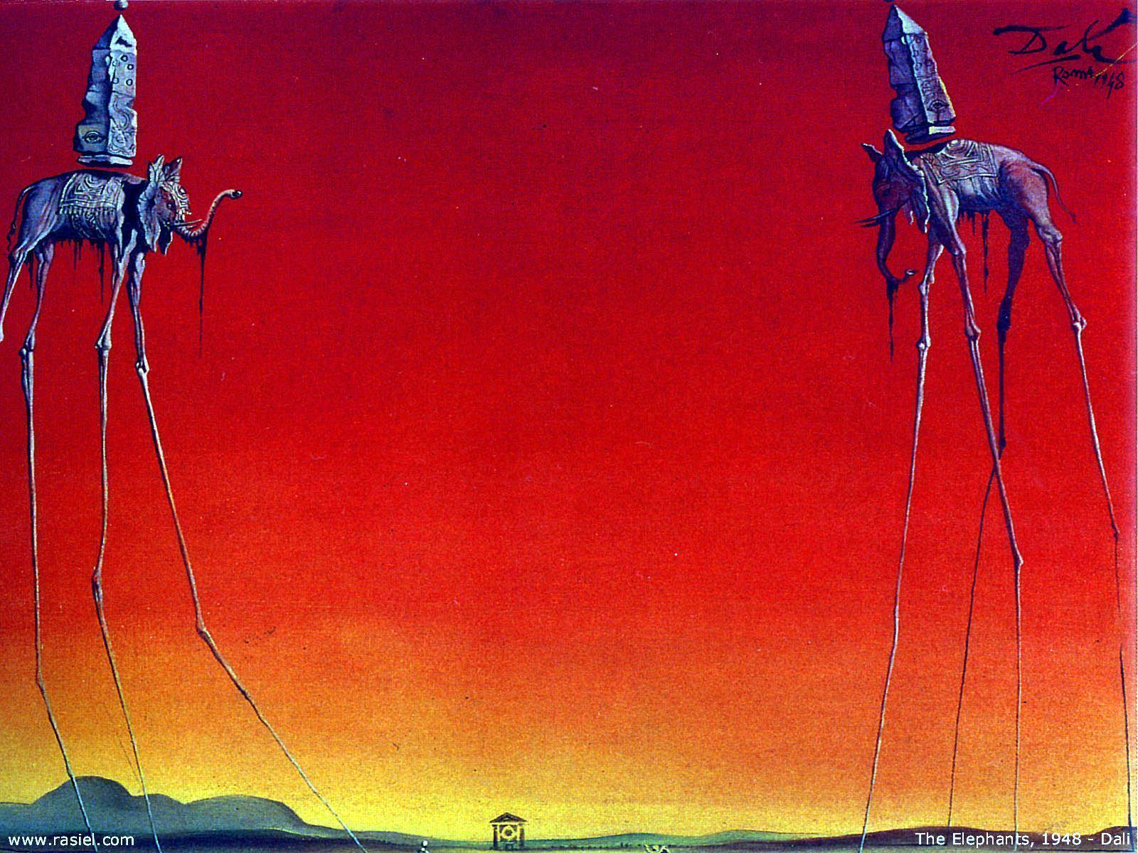 Salvador Dali Desktop Wallpapers Wallpaper Cave