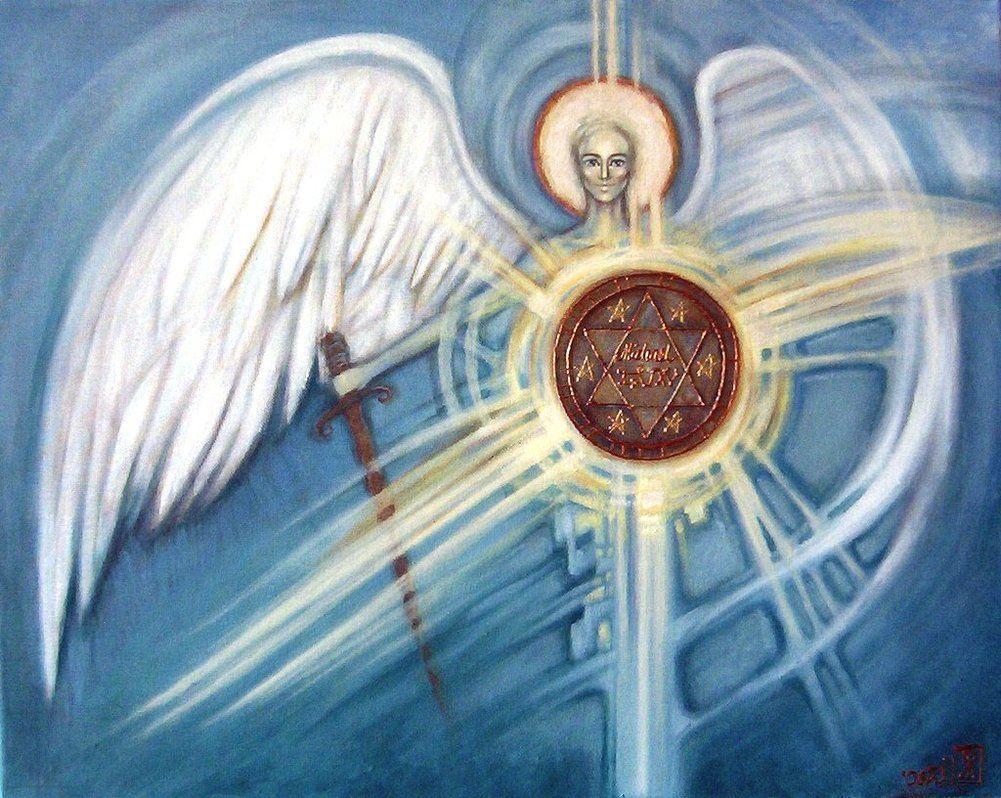 archangel michael wallpaper for computer - photo #20
