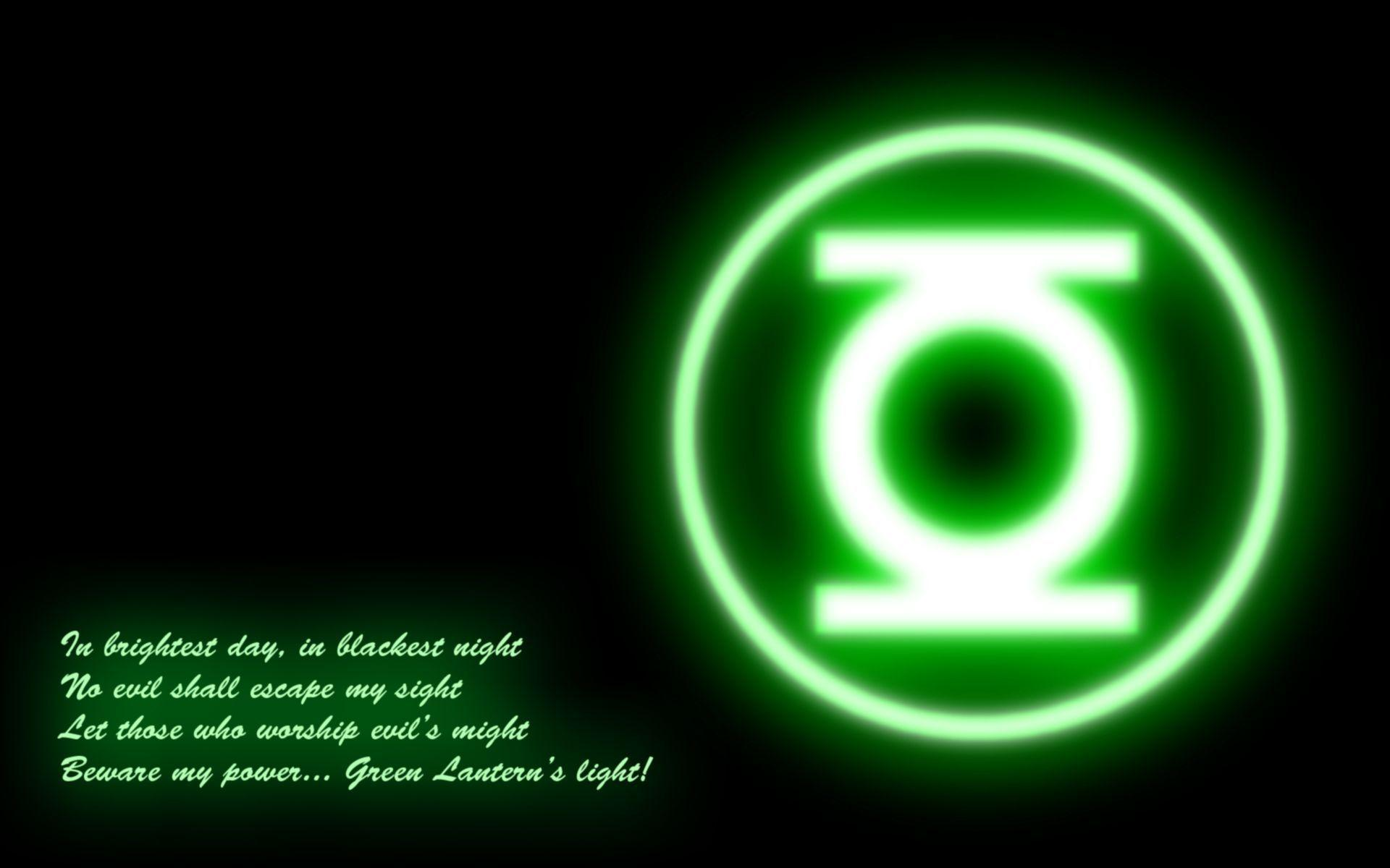 201 Green Lantern Wallpapers