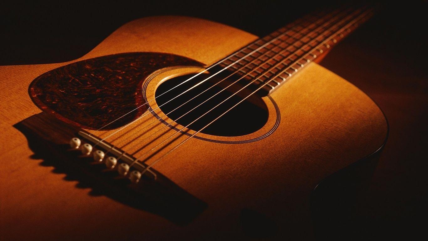 Acoustic Guitar Wallpapers - Wallpaper Cave