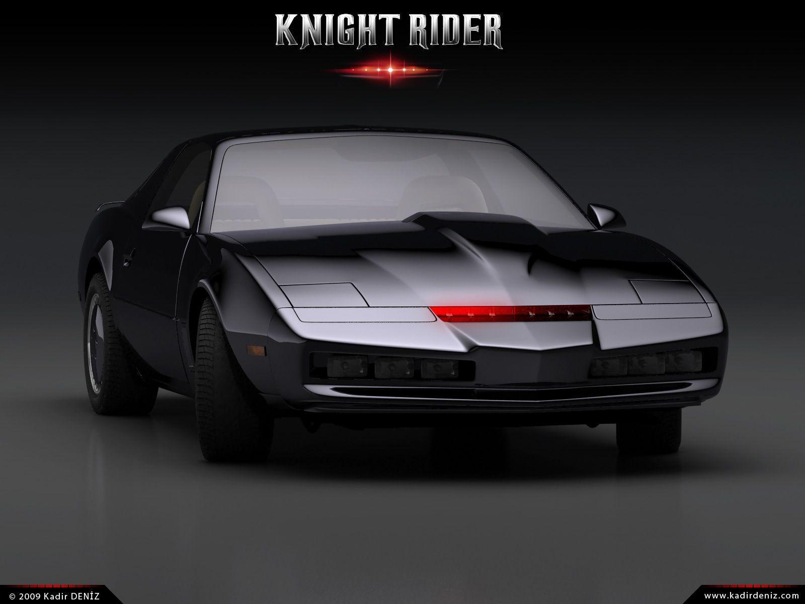 Knight Rider Kitt Wallpapers Wallpaper Cave