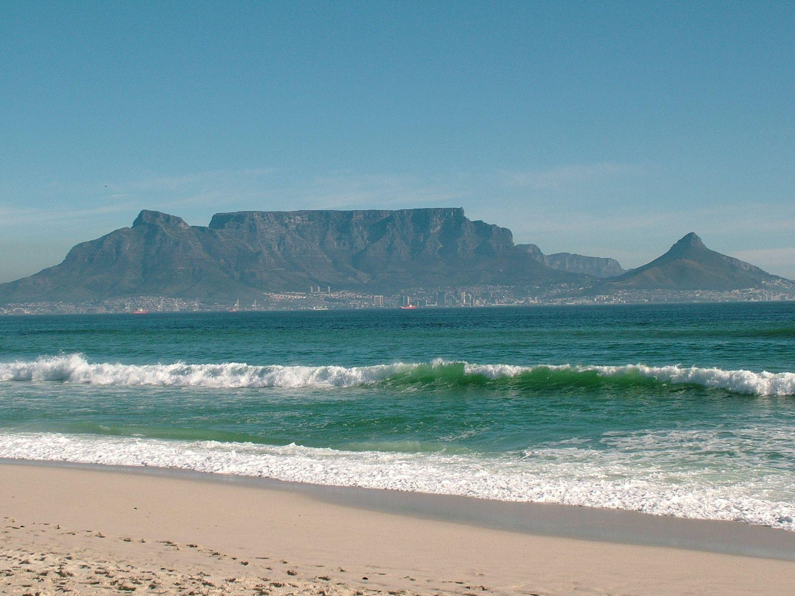 Table Mountain Cape Town Ipad Wallpaper