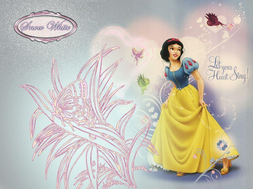 Wallpapers For > Disney Snow White Wallpapers