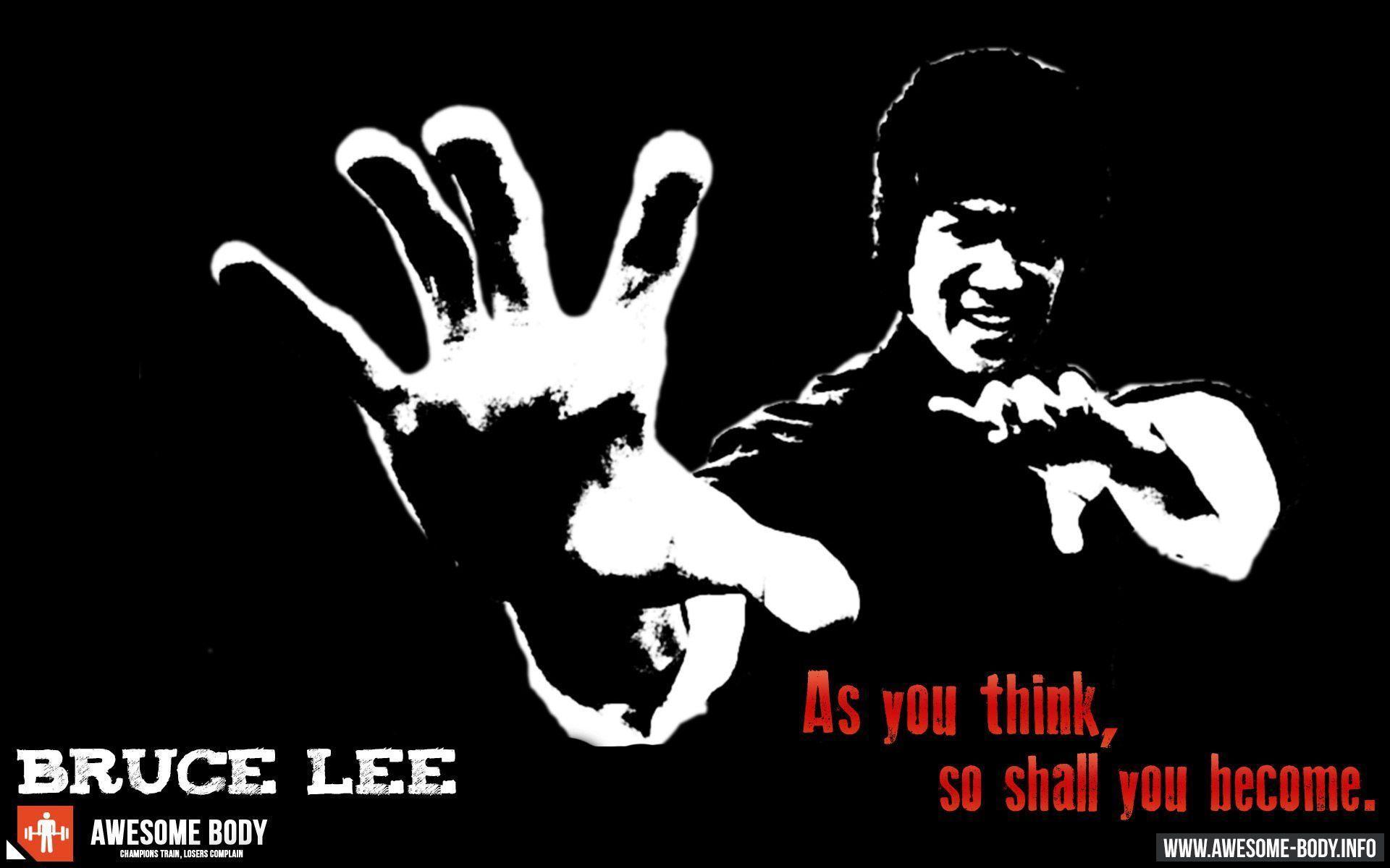 Fonds d'écran Bruce Lee : tous les wallpapers Bruce Lee