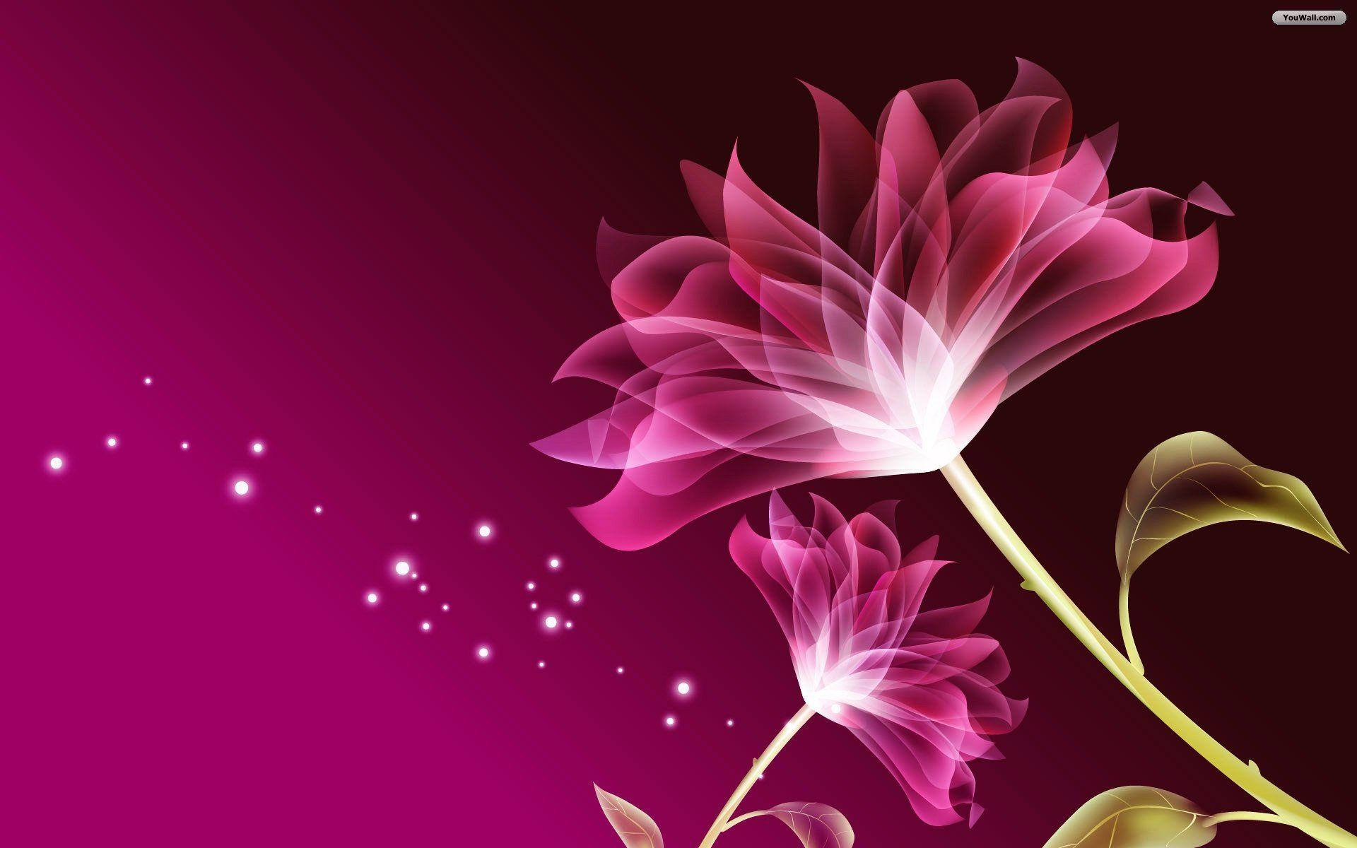 Purple Flower Background Free Download 11837 Full HD Wallpaper ...