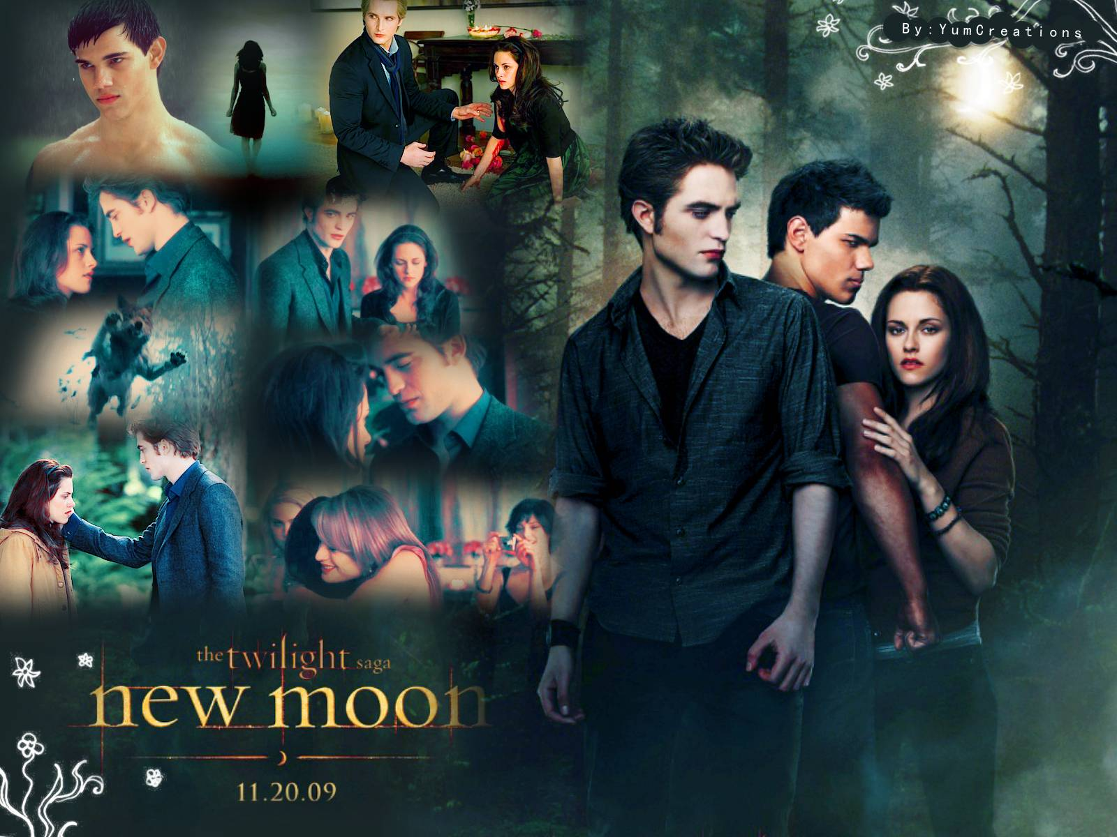 new moon wallpapers - wallpaper cave