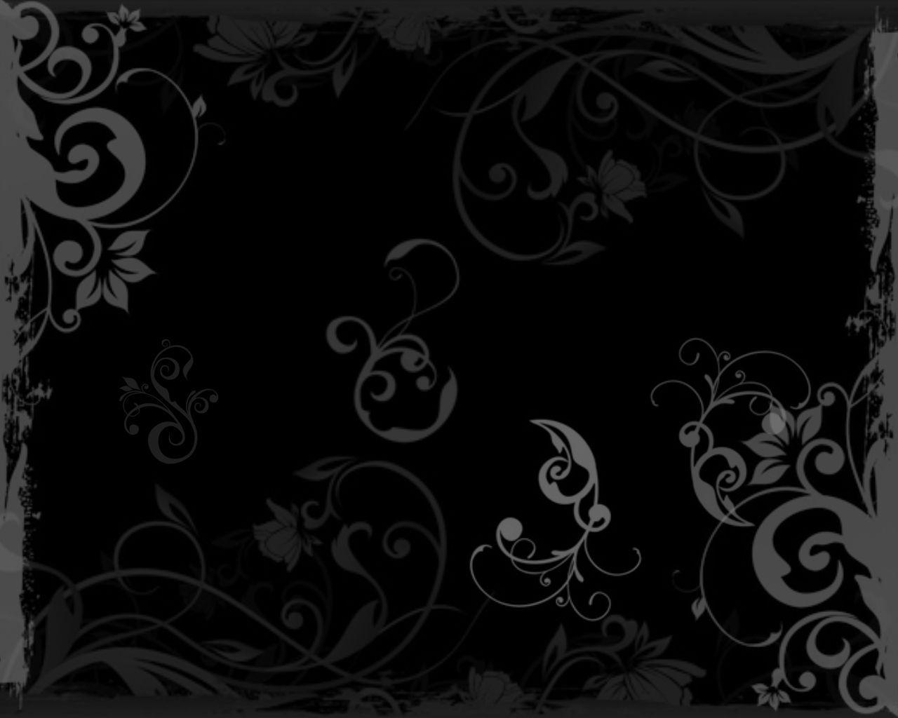 Beautiful Black Backgrounds - Wallpaper Cave