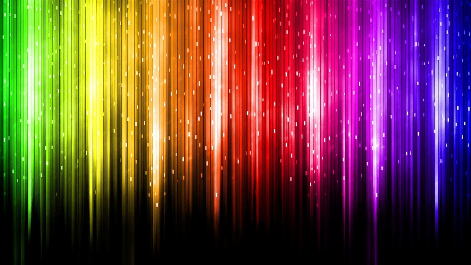 rainbow wave length wallpapers - photo #21