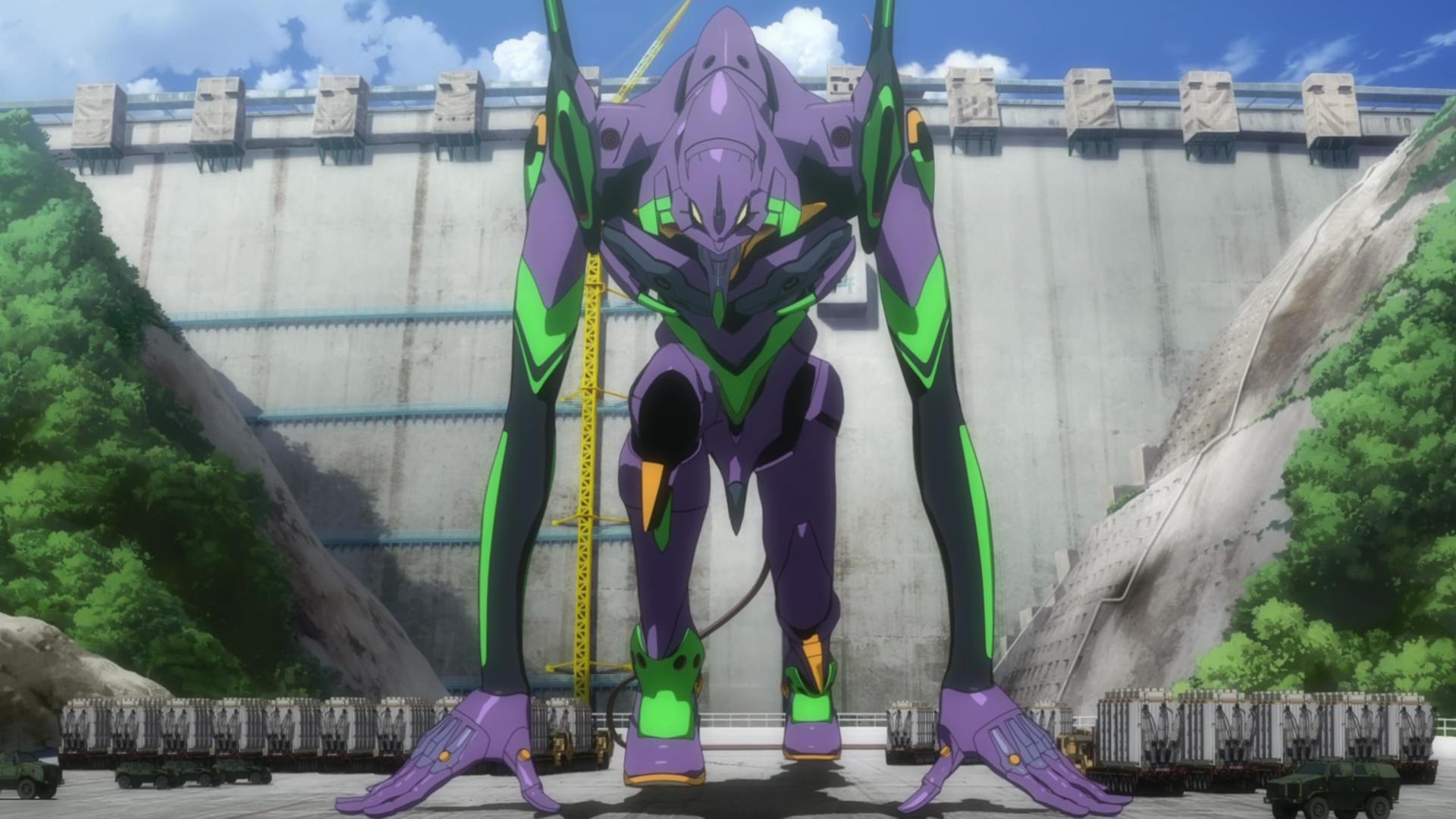 RA By JL Evangelion 20 You Can Not Advance