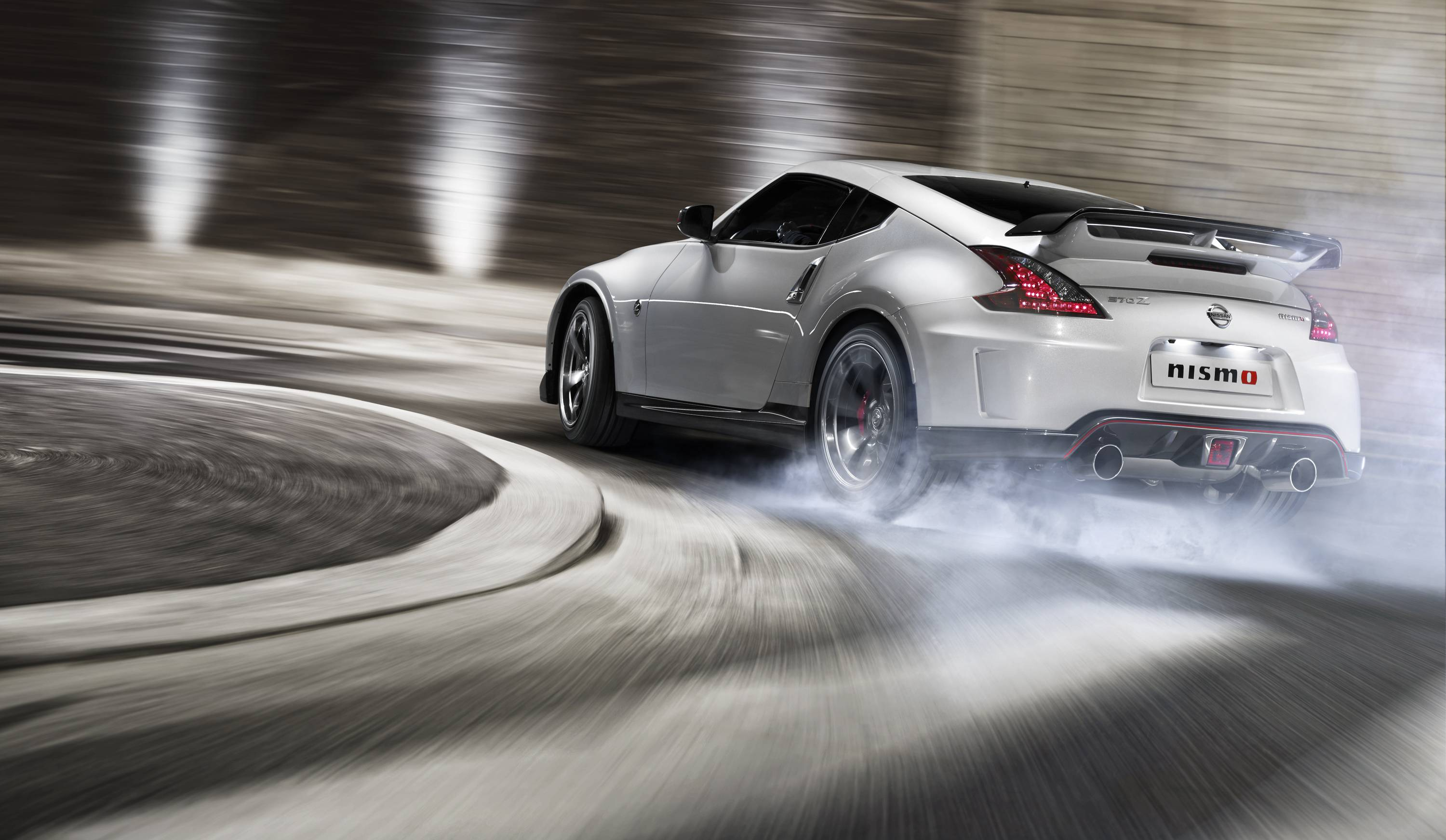 Image For > Nissan 370z Nismo Wallpapers
