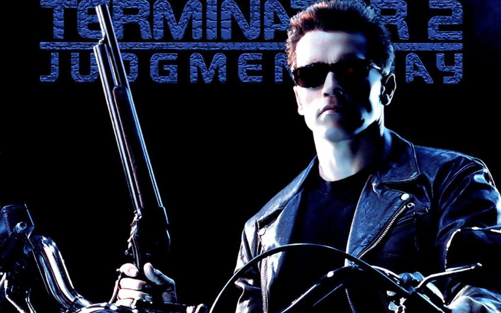 Terminator 2 Wallpapers Wallpaper Cave