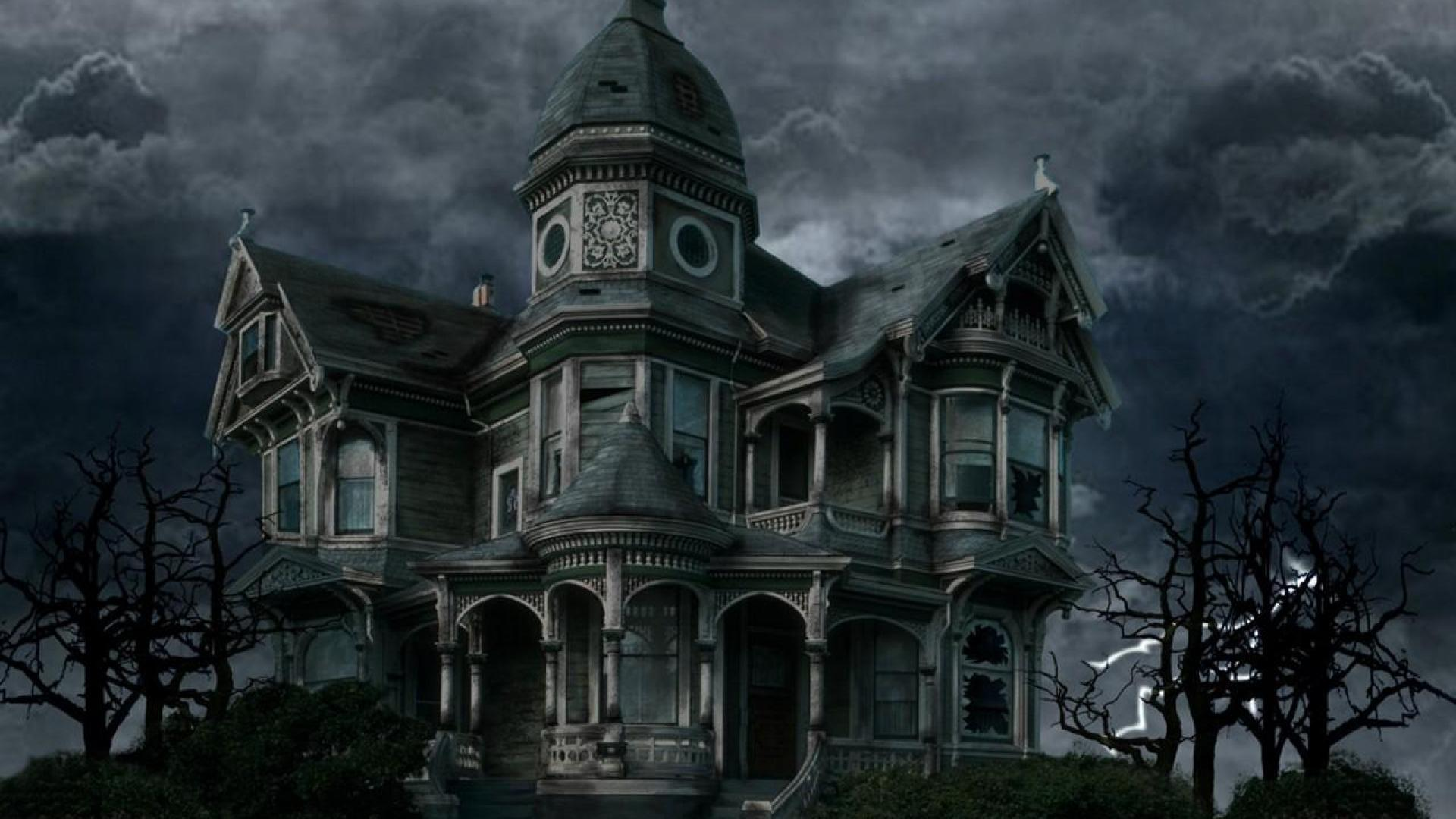 haunted house wallpaper with sound - photo #4