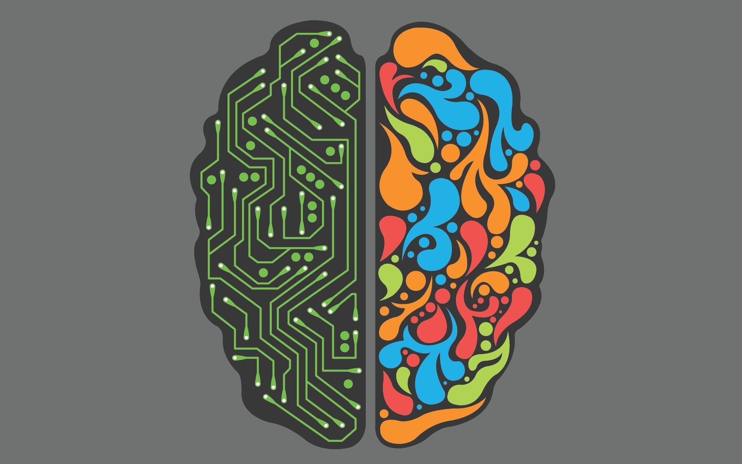 Left Brain Right Brain Wallpapers Wallpaper Cave