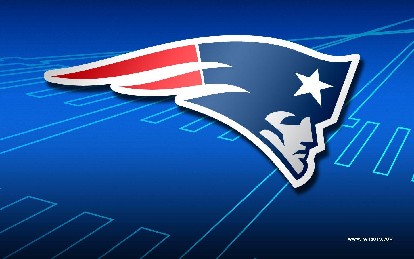 New England Patriots NFL Team Logo HD Wallpapers