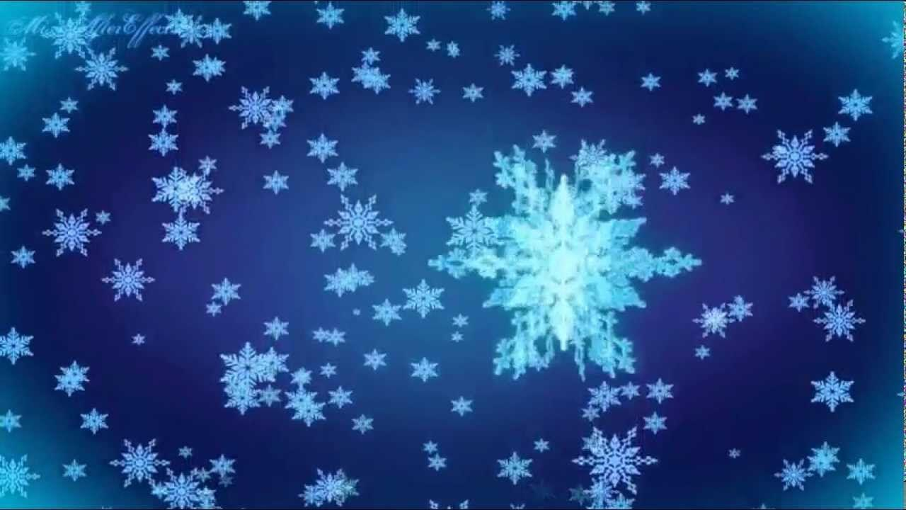 Image For > Falling Snow Backgrounds Animated