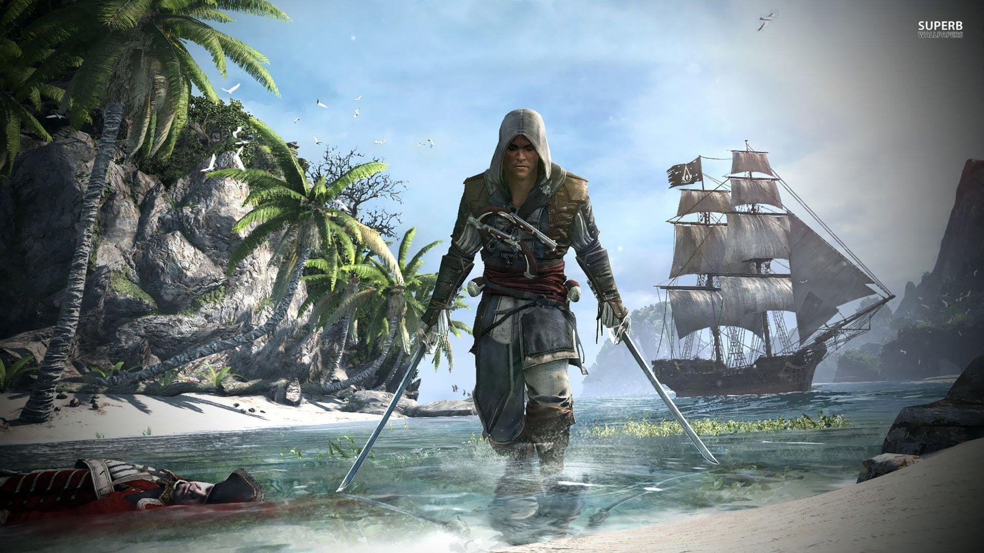 wallpaper assassins creed iv - photo #18