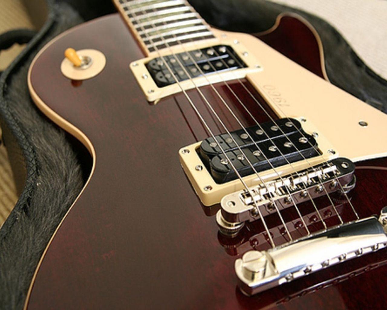 guitar wallpaper les paul - photo #13