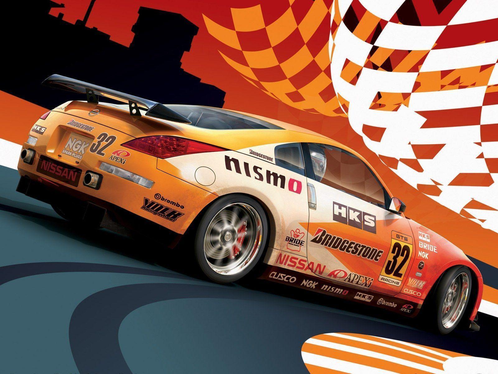 Race Car Wallpapers