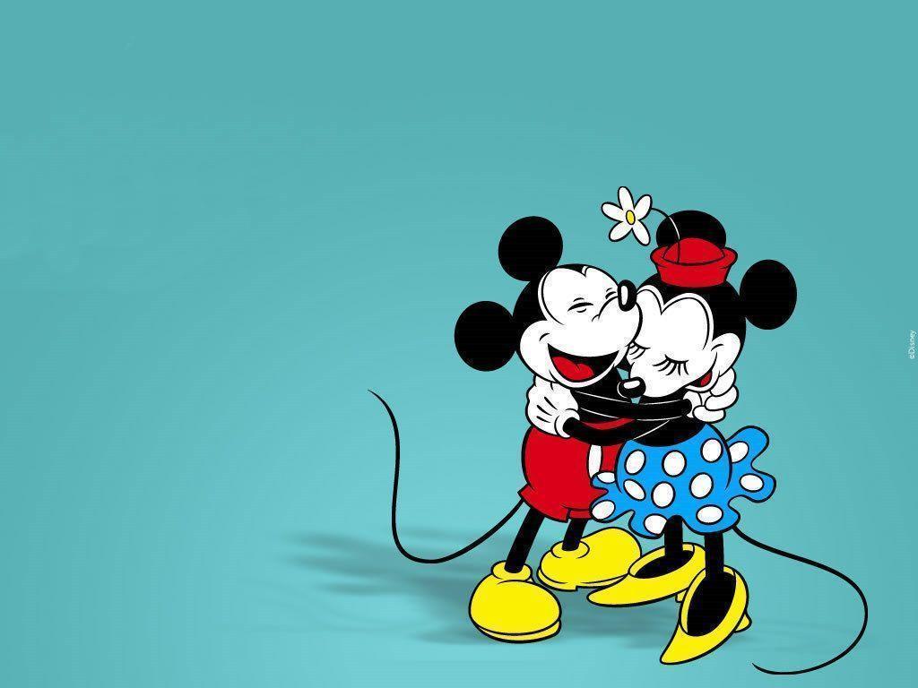 outstanding minnie wallpaper mickey - photo #11