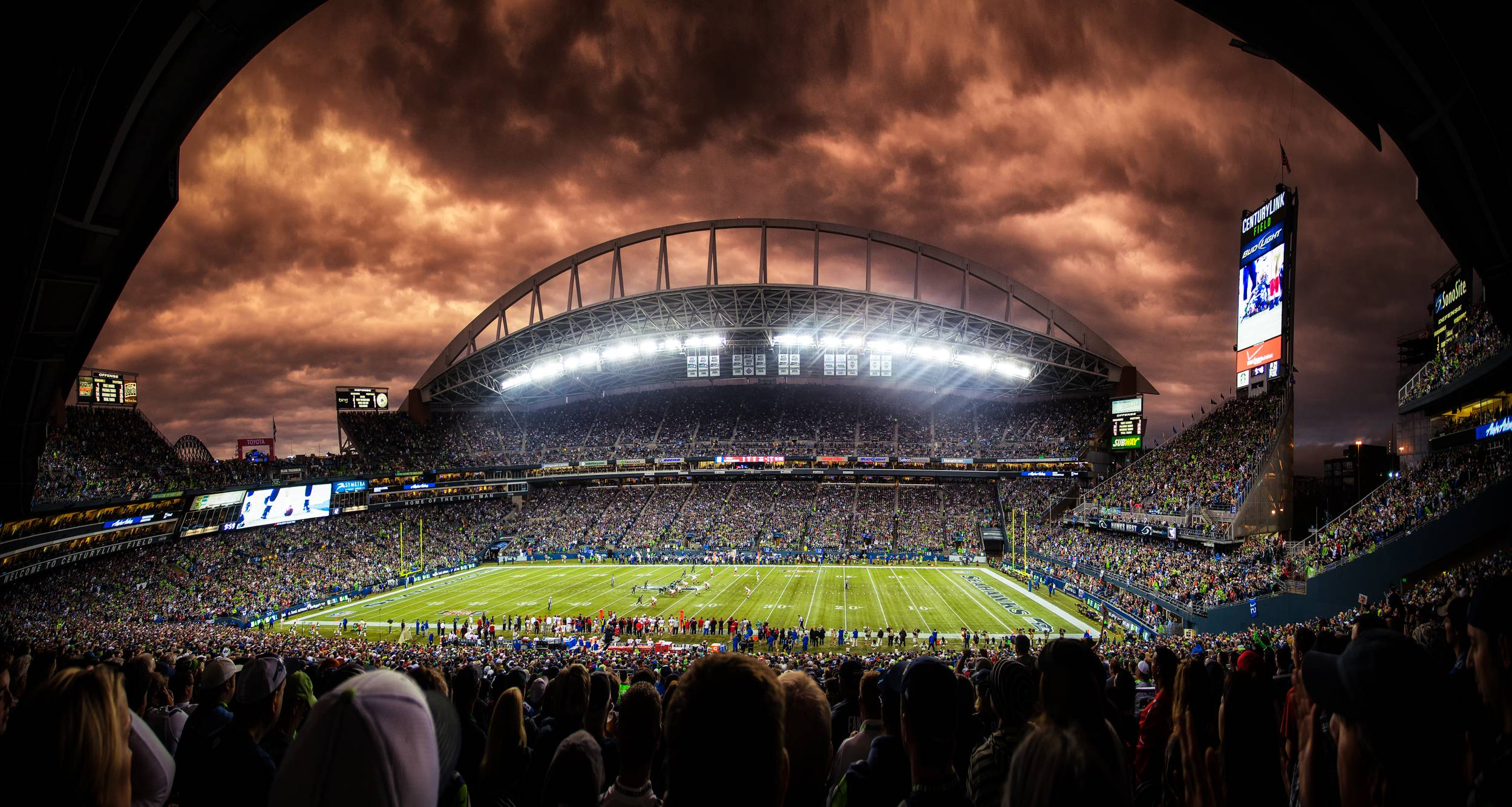 2013 Seattle Seahawks nfl football Qwest stadium g wallpaper ...