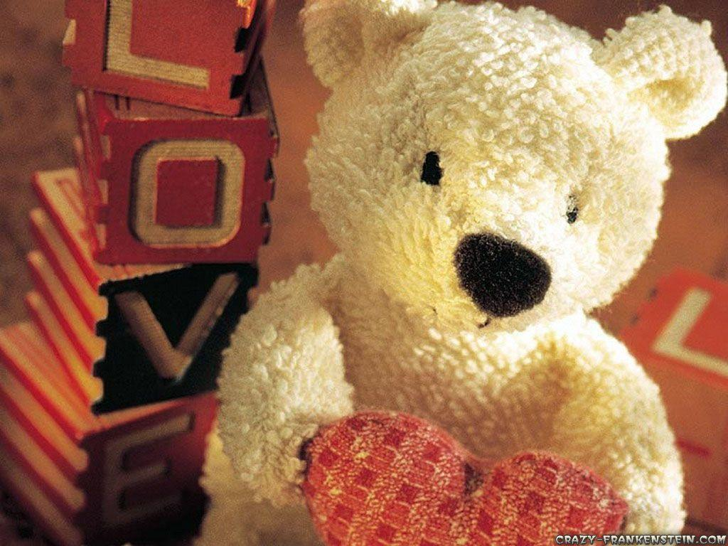 cute Teddy Bear Wallpapers - Wallpaper cave