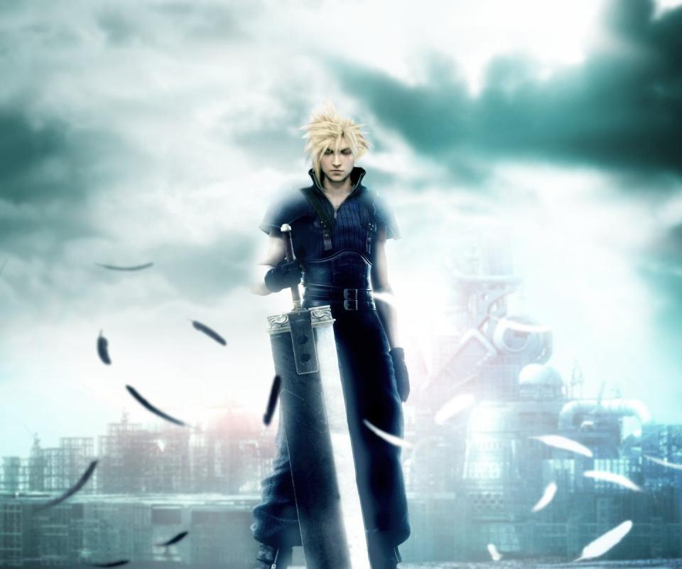 Final Fantasy Cloud Strife Wallpaper: Cloud Final Fantasy Wallpapers