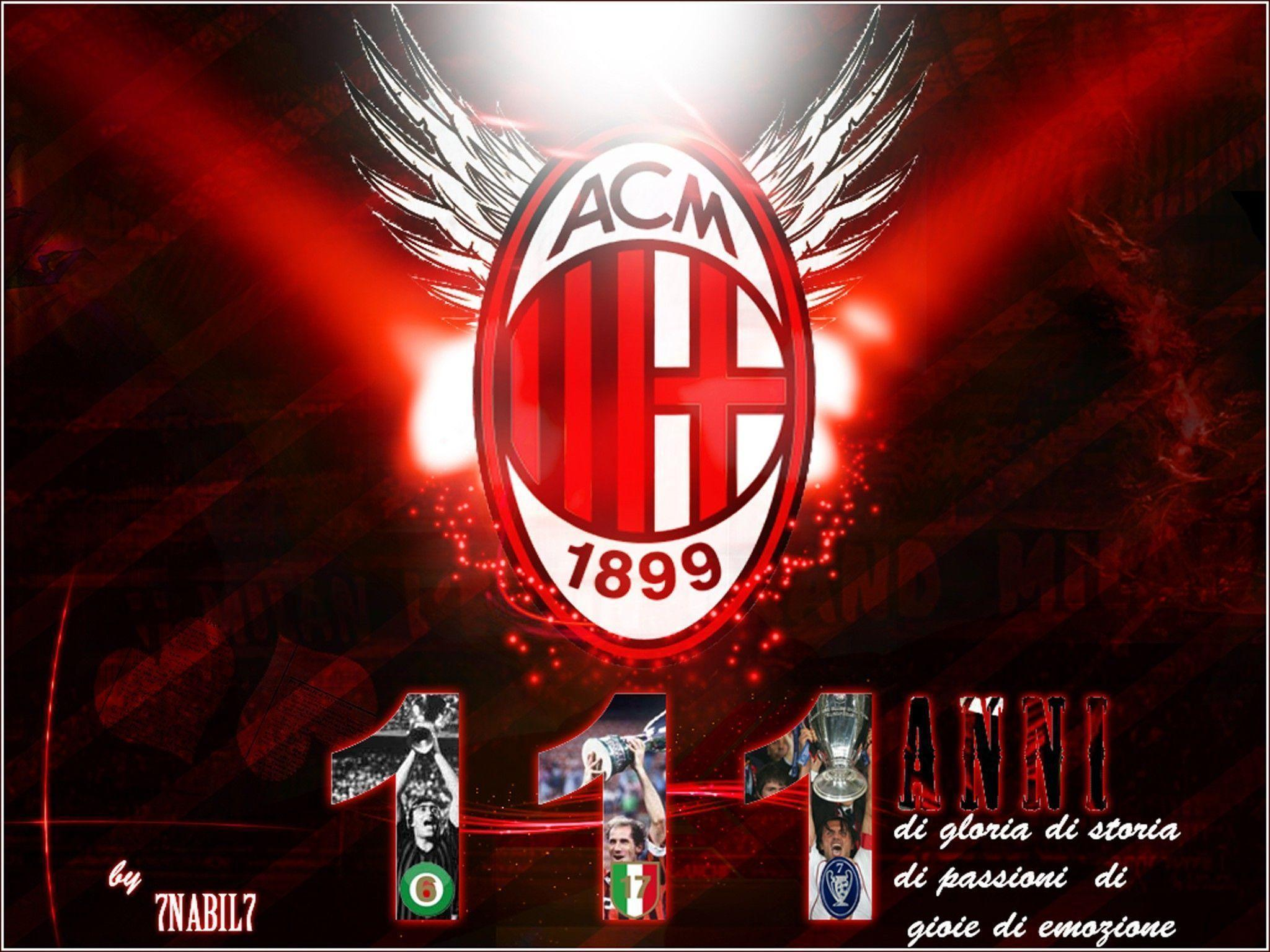 w ac milan - photo#5