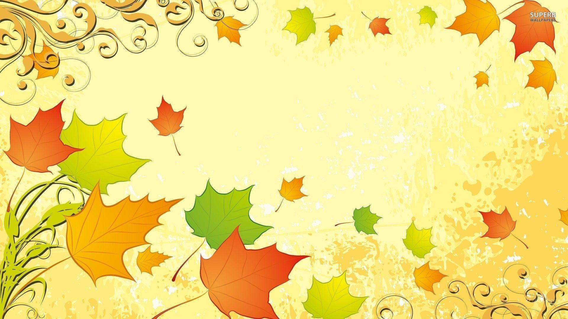 leaf background wallpaper - photo #41