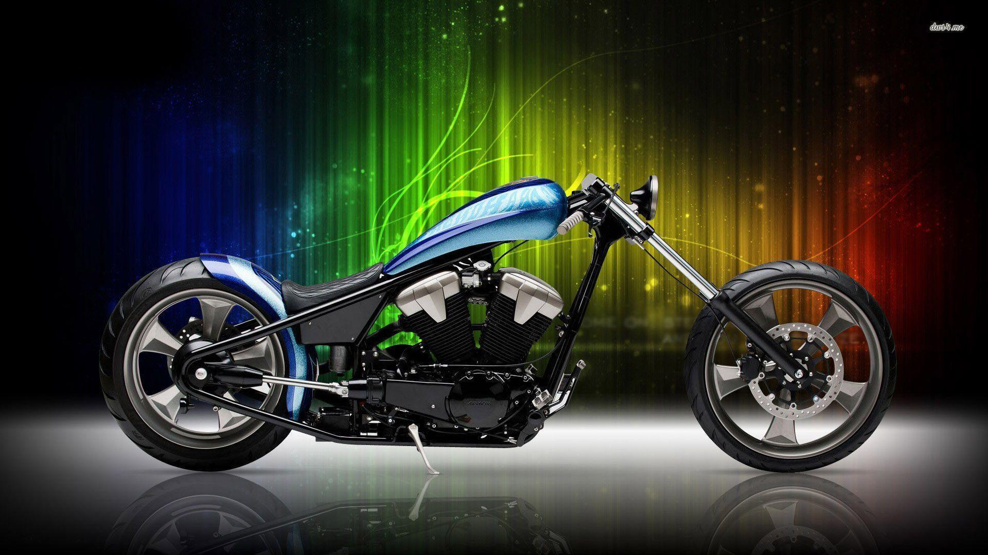 Custom Chopper Wallpaper  Motorcycle Wallpapers