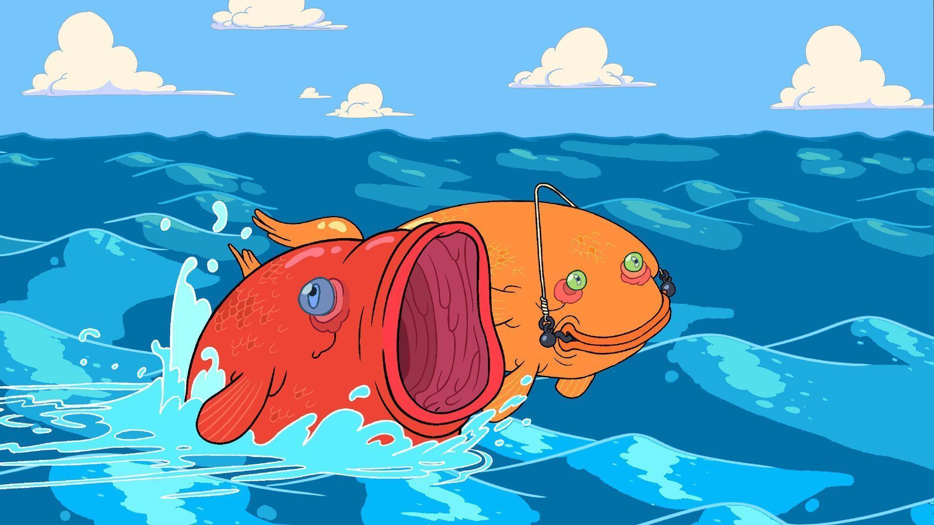 Adventure Time Desktop Wallpapers - Wallpaper Cave