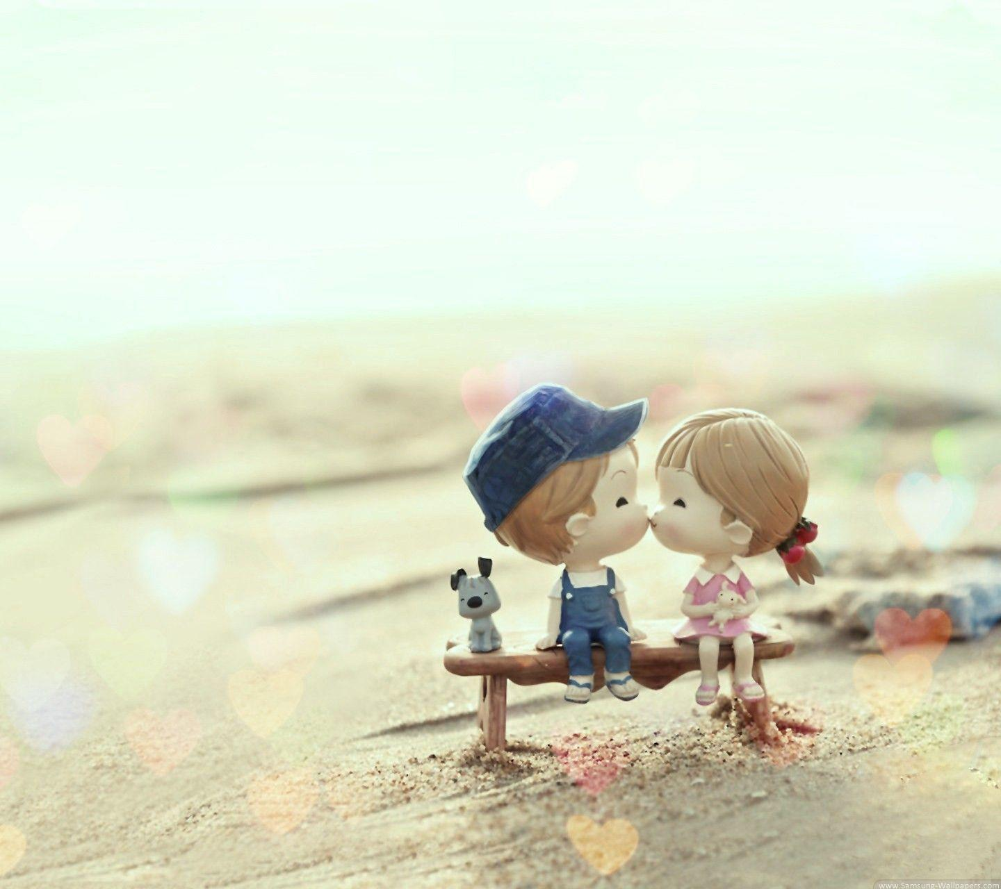 Cute Love Wallpapers Wallpaper Cave