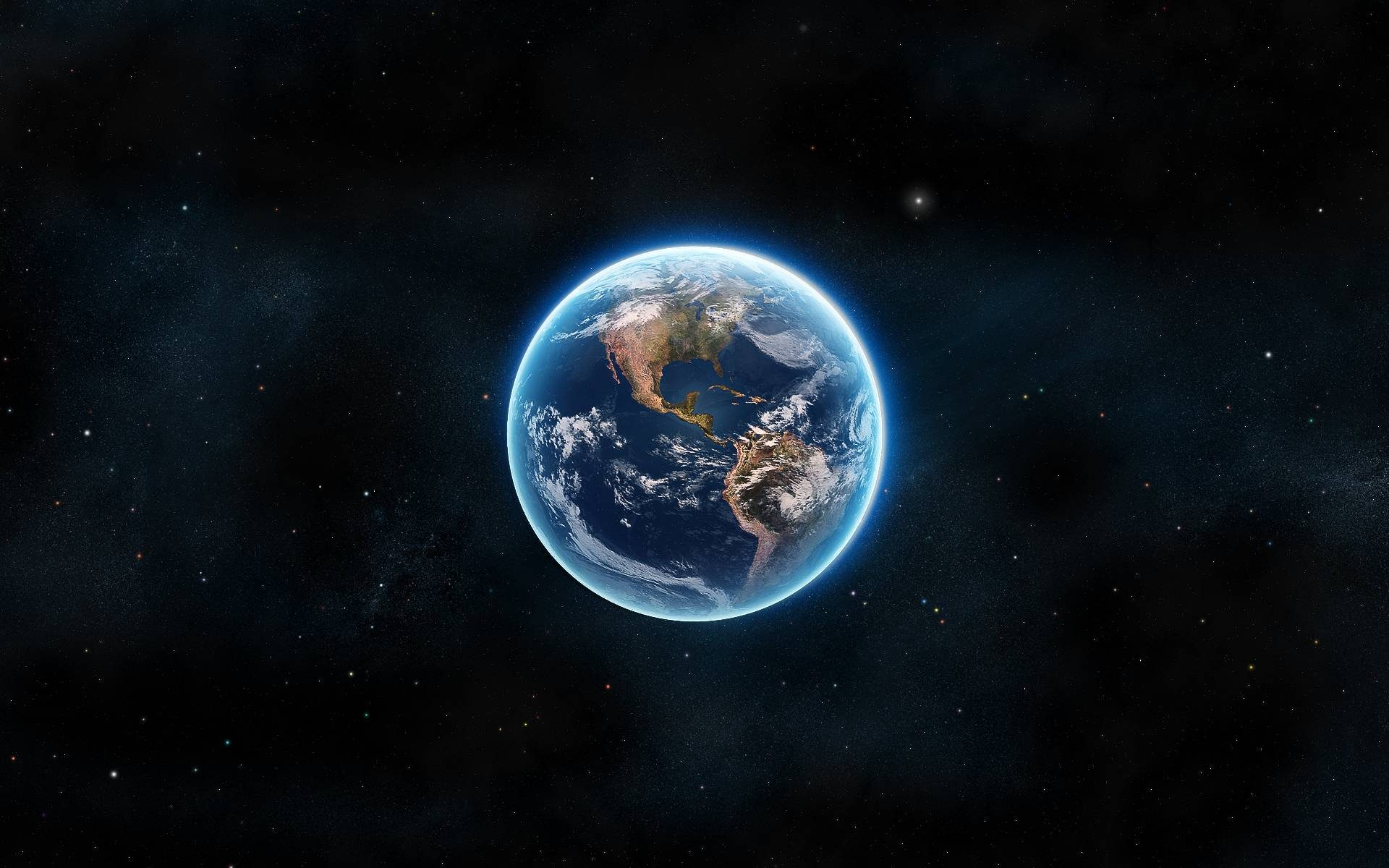 Earth From Space Wallpaper 1920X1200 19276 Hd Wallpapers in Space ...