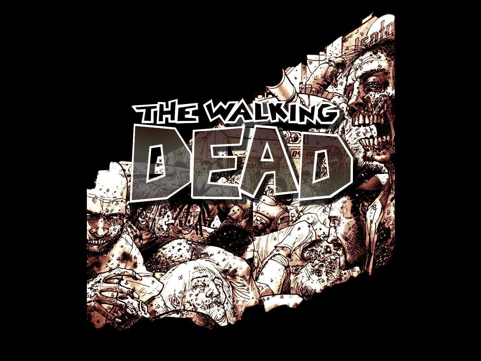 Pix For > Walking Dead Comic Wallpapers Iphone
