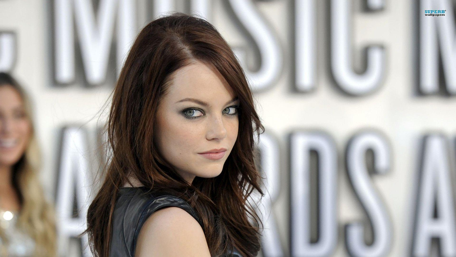 Wallpapers For > Emma Stone Wallpapers Zombieland