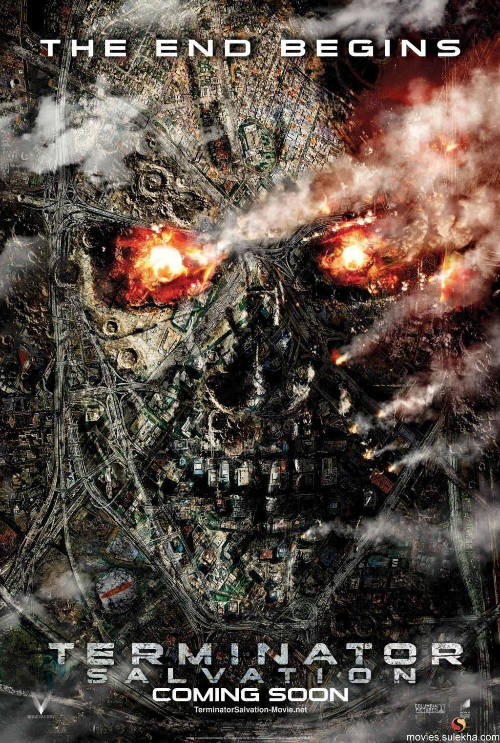 terminator salvation wallpaper hd - photo #23