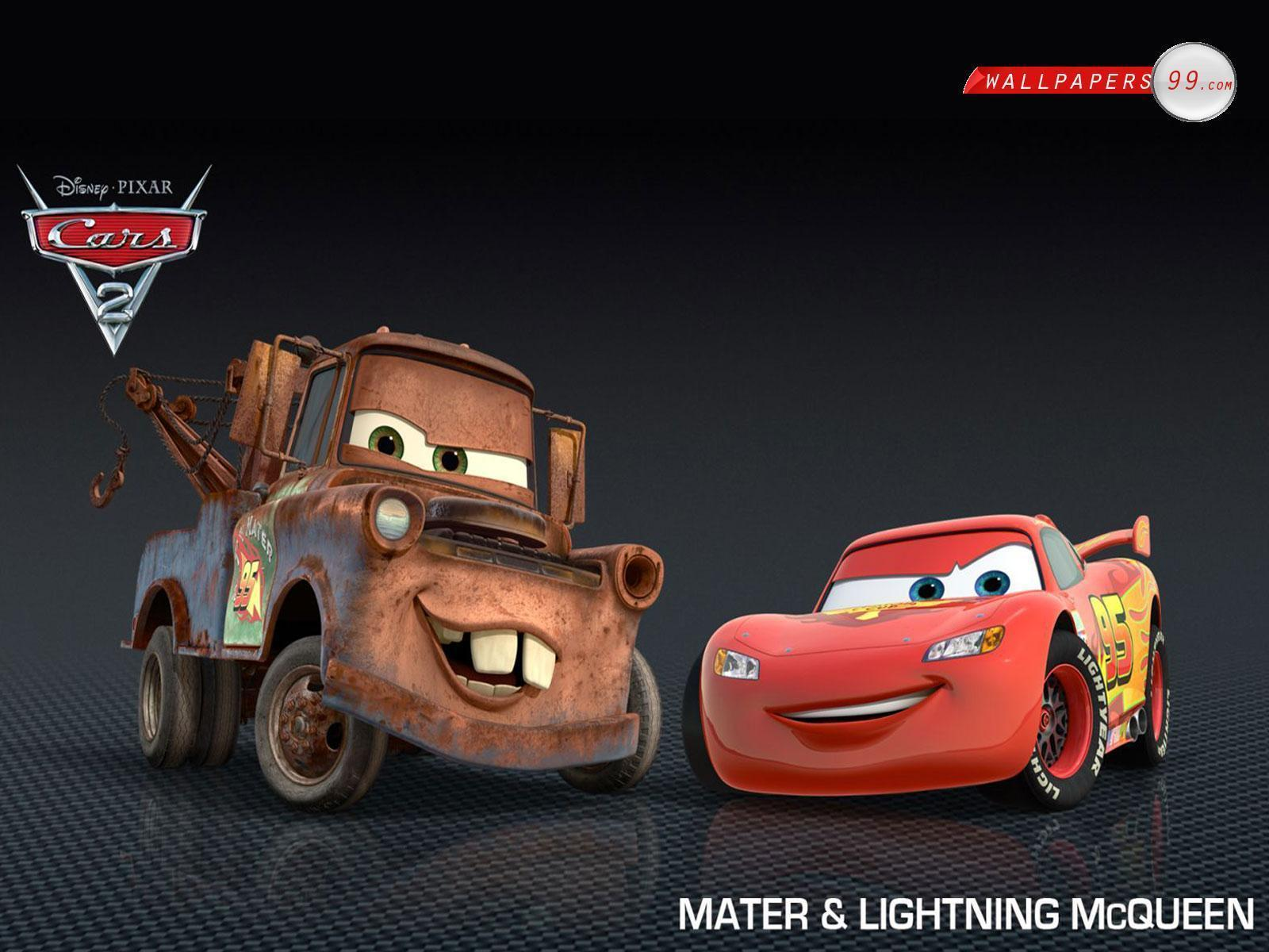 Lightning mcqueen wallpapers wallpaper cave - Image voiture cars ...