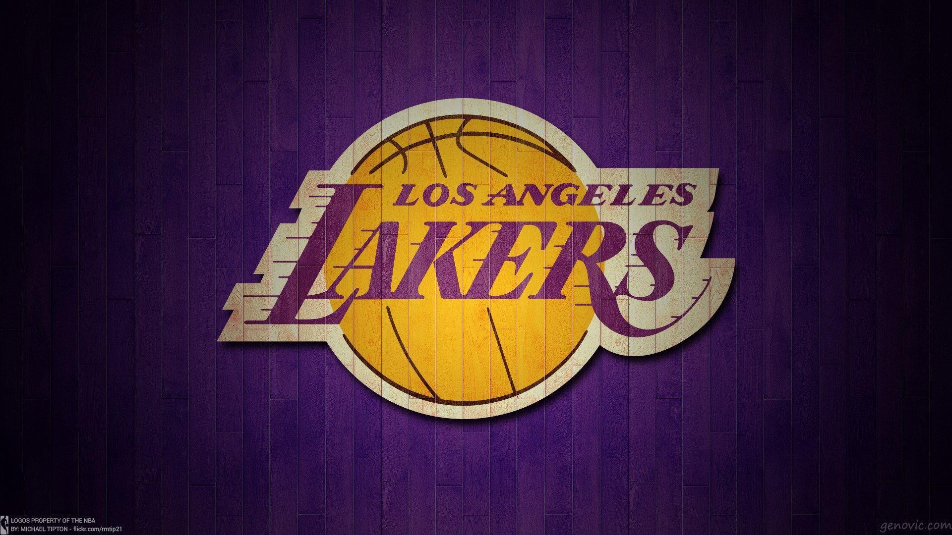 lakers logo wallpapers - photo #4