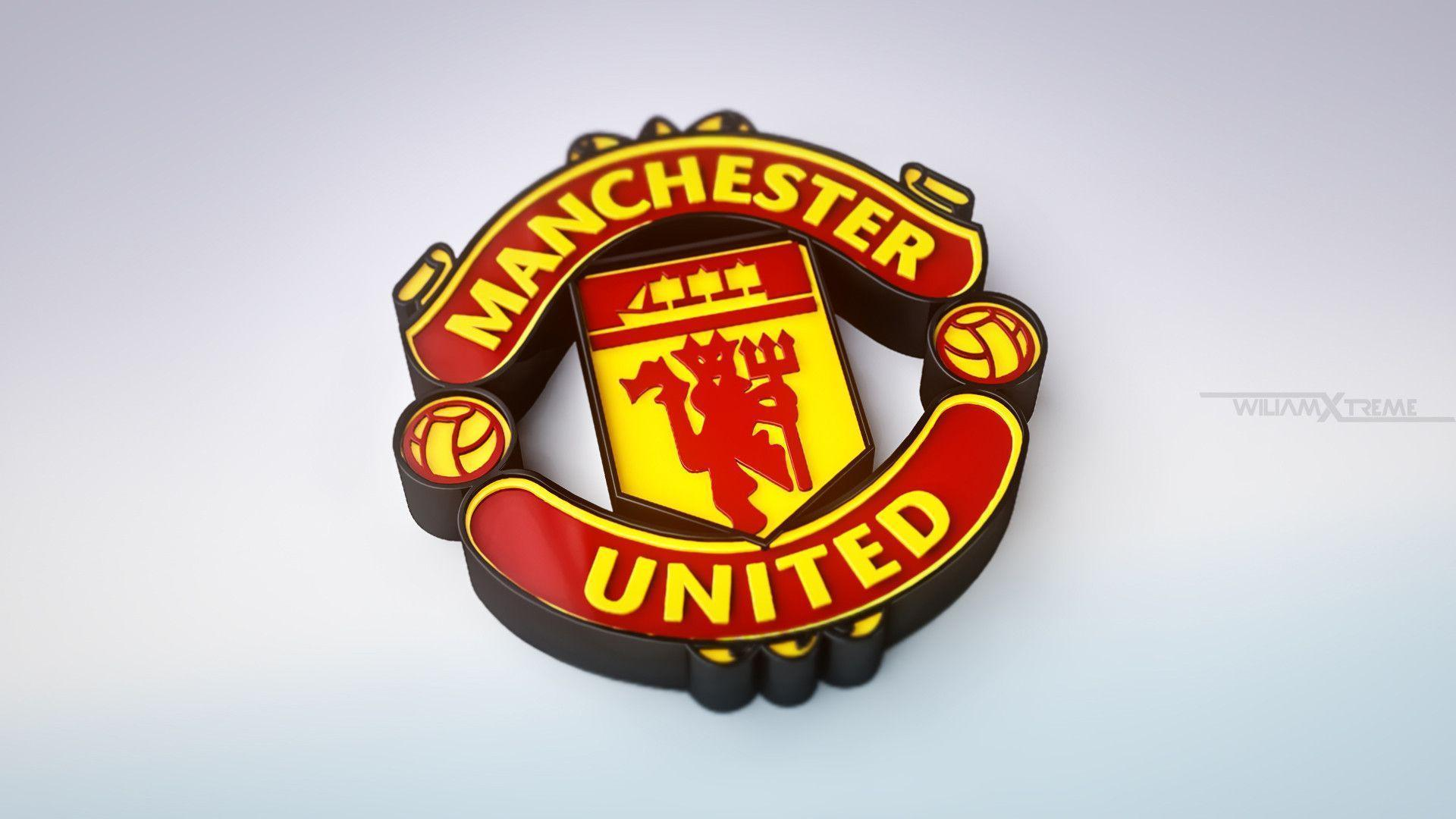 3D Manchester United Wallpapers HD – 3D, Brands & Logos, Sports