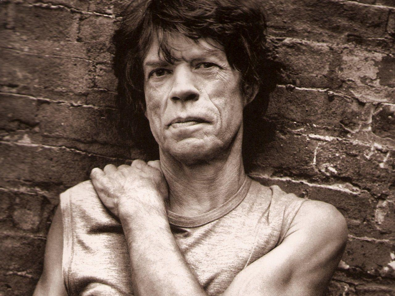 Rolling Stones Mick Jagger Wallpaper | Music Wallpapers Gallery ...
