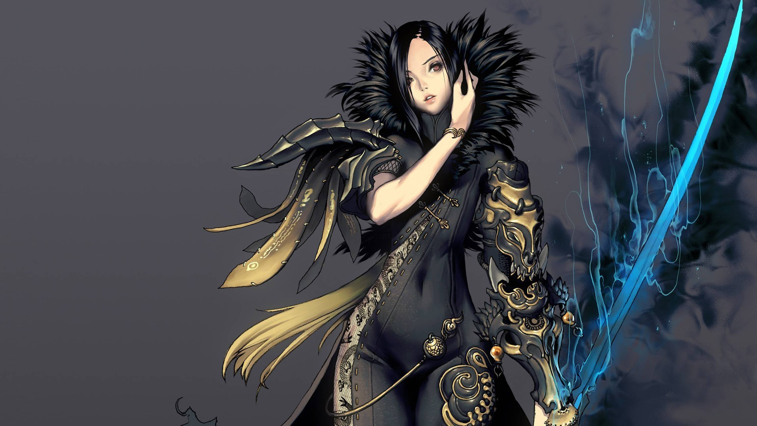 Blade N Soul Anime Characters : Blade and soul wallpapers wallpaper cave